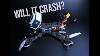 FPV Drone that doesnt crash | Nazgul 5| a beautiful FPV Drone that doesnt crash