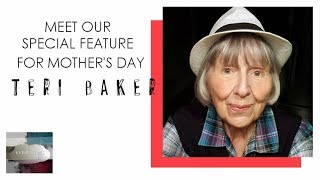 TERI BAKER, Author, Two-Time Cancer Survivor, Super Hero!