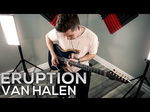 Van Halen - Eruption - Cole Rolland (Guitar Cover)