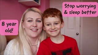 How to get your 8 year old to sleep? Parenting Tips