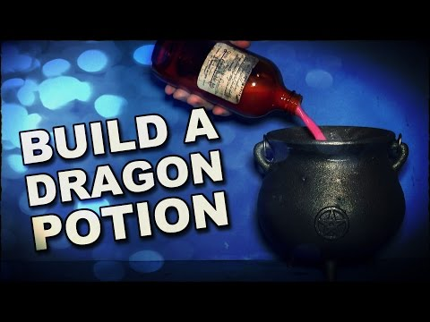 How To Make A Potion To Grow A Dragon