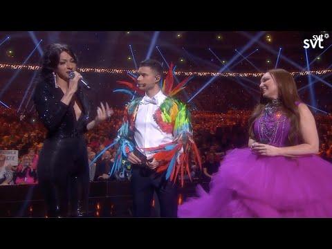 Dana International - Melodifestivalen 2019. Final
