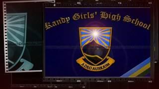 Girls' High School Kandy - School Anthem