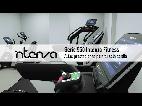 Elliptical Trainer 550 Serie I