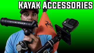 ESSENTIAL Kayak Accessories You MUST Have