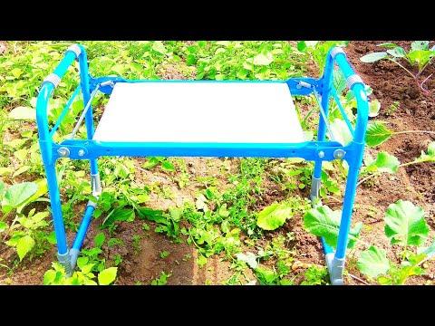 Скамейка садовая перевёртыш Nika