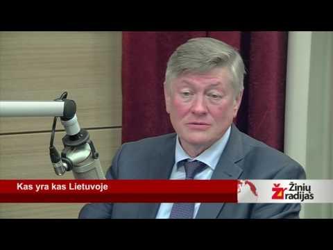 """""""Kas yra kas Lietuvoje"""": Ridas Jasiulionis ir Artūras Paulauskas"""