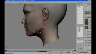 Face Robot Legacy - Part 2: Adjusting the Fit