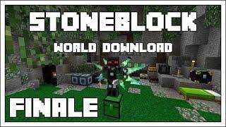Stoneblock - EP2 - Better Tools & Automated Lava - Modded Minecraft