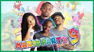 WELL THAT WAS UNEXPECTED! - Family Beatdown 12 Pt.5 I Mario Party 9  Gameplay