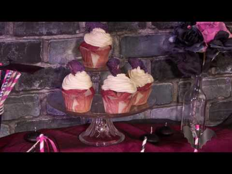 Ricetta di Halloween: Cupcakes di Chica Vampiro™