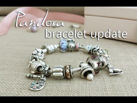 Pandora Bracelet and Rings 2015 – Review, Haul, Collection and Updated design