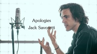 NEW Jack Savoretti Apologies Lyrics