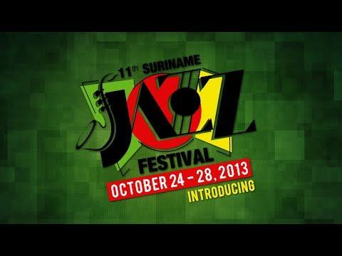 Suriname Jazz Festival 2013