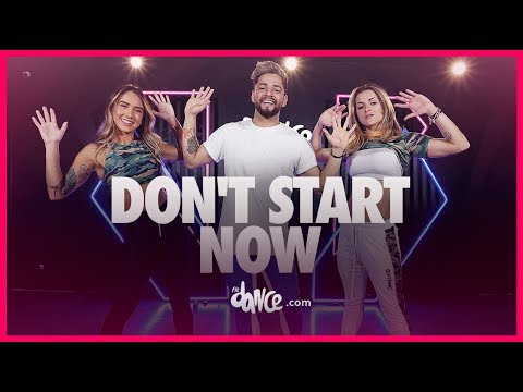 Don't Start Now - Dua Lipa | FitDance TV (Coreografia Oficial)