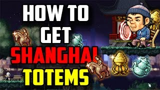How To Get Shanghai Totems - Reboot