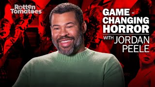 Game-Changing Horror with Jordan Peele | Rotten Tomatoes