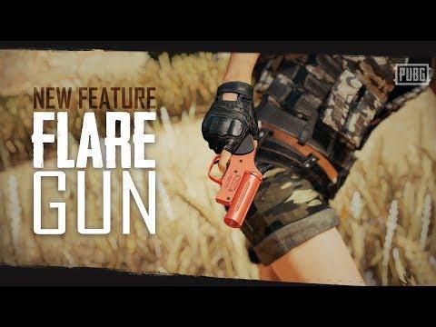 Pubg New Feature Flare Gun Playerunknown S Battlegrounds