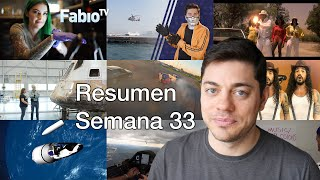 FabioTV - Resumen Semana 33 - 2019