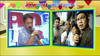 Sugod muna tayo sa Barangay Panoorin ang Juan For All All For