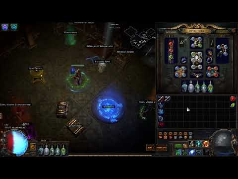 Blade Vortex Occultist build guide