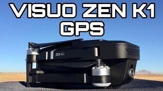 VISUO ZEN K1 4K 5G WIFI FPV GPS Foldable RC Drone