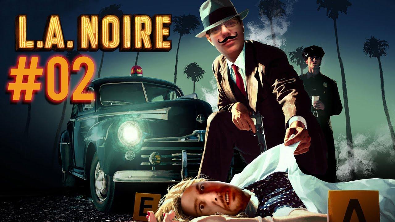 L.A. Noire – Part 02: Der Fahrersitz