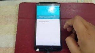 Bypass Google Account Motorola Droid Turbo 2 XT1585 Verizon