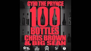 CyHi The Prynce ft Chris Brown & Big Sean - 100 Bottles