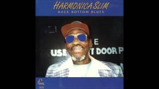 Harmonica Slim - Back Bottom Soul