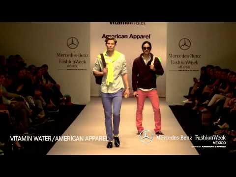 Vitamin Water / American Apparel