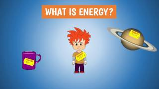 What Is Energy? ... For 5th Graders And Everybody Else (Flame Challenge 2017)