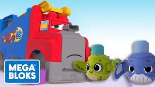 Mega Bloks™ - New Wheels + more   Global Cartoons For Kids   Fisher-Price   Learning For Kids