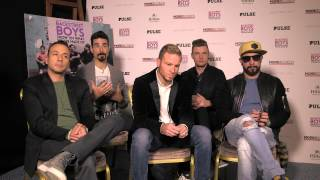 Backstreet Boys: Show 'Em What You're Made Of - Band and director interview