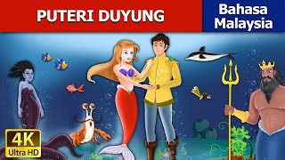 Download Video Puteri Duyung | Kartun kanak-kanak | Cerita kanak kanak | 4K UHD | Malaysian Fairy Tales MP3 3GP MP4