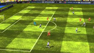 FIFA 14 iPhone/iPad - CPVLS vs. FC Bayern