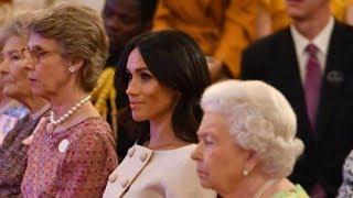 外媒爆料梅根婚后悲惨生活:做王妃,真的好难! 卡米拉