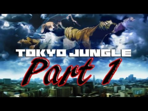 Tokyo Jungle Mobile Android