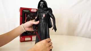 Star Wars | Talking Kylo Ren | Unboxing & Review | Geeky Monkey