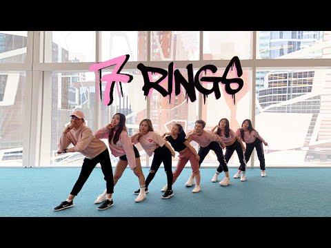 Ariana Grande - 7 Rings / Mina Myoung Choreography Dance Cover [R.P.M] видео