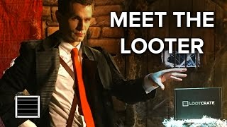 Loot Crate Commercial : 'Meet The Looper'