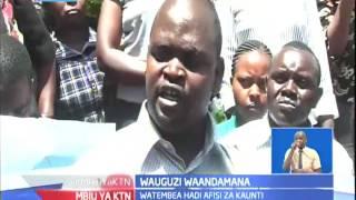 Mbiu ya KTN: Usajili wa kura unaendelea kote nchini, Februari 9, 2017