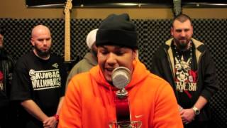 "Marsten House ""Hip Hop Lives"" Cypher Ft- Big Lou, Skrewtape, Tha Soloist, Venomous 2000"