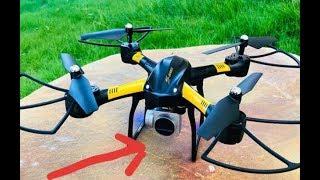 ফাটাফাটি প্রফেশনাল ড্রোন ক্যামেরা!! WIFI FPV Selfie Drone Professional Camera RC Quadcopter ...