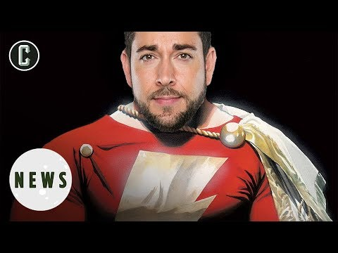 Shazam: 3 Reasons Why Zachary Levi Is Perfect For The Role Mp3