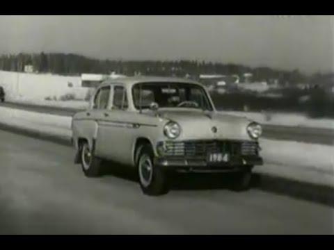 UUSI Moskvitsh Skandinavia 1964 год
