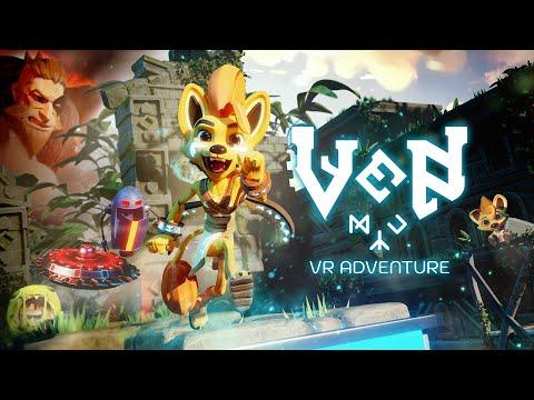 Date de lancement Rift et Oculus Quest de Ven VR Adventure