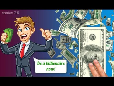 Video of Be a Billionaire: Rain Money