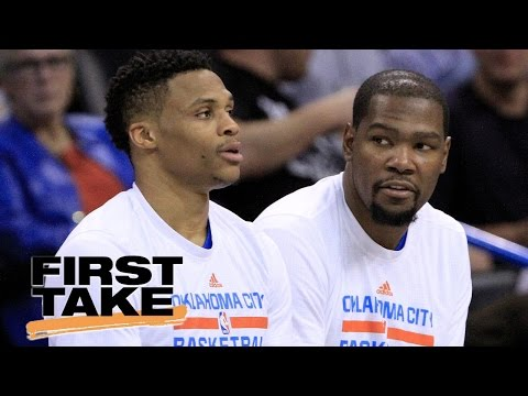 Should Russell Westbrook Forgive Kevin Durant?   First Take   May 9, 2017