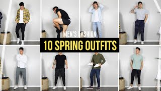 10 Spring Outfit Ideas For 2020 | Mens Fashion | Jairwoo